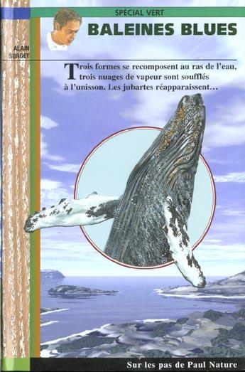 Baleine blues