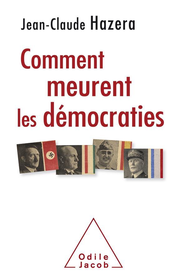 Comment meurent les démocraties