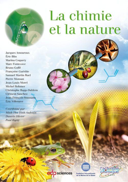La chimie et la nature