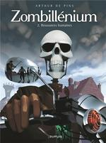 Couverture de Zombillenium - Tome 2 - Ressources Humaines