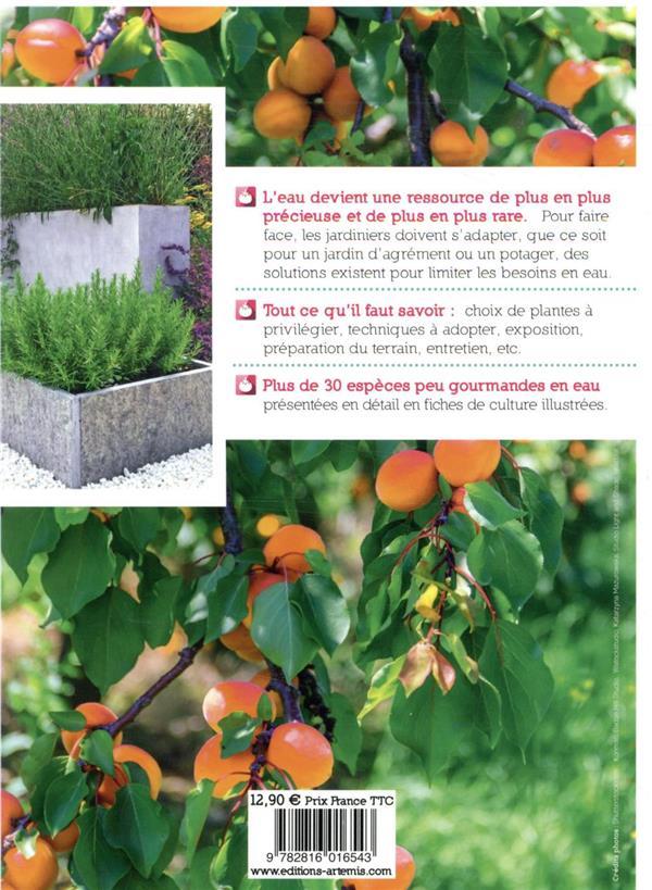 un jardin sans eau