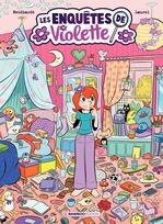 Les Enquêtes de Violette - Tome 2 - Les Enquêtes de Violette - Tome 2