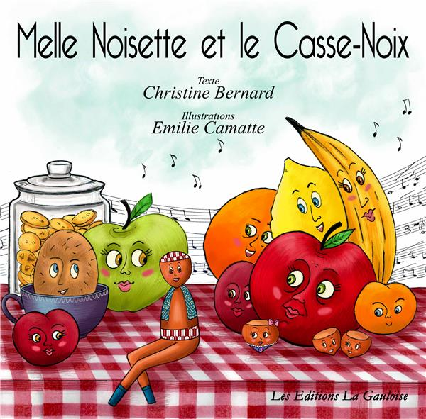 Mlle Noisette et le casse-noix