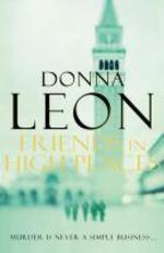 Vente Livre Numérique : Friends In High Places  - Donna Leon