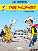 Vente Livre Numérique : Lucky Luke - Volume 73 - The Prophet  - Patrick Nordmann