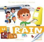 Vente Livre Numérique : Les trains  - Elisabeth De Lambilly
