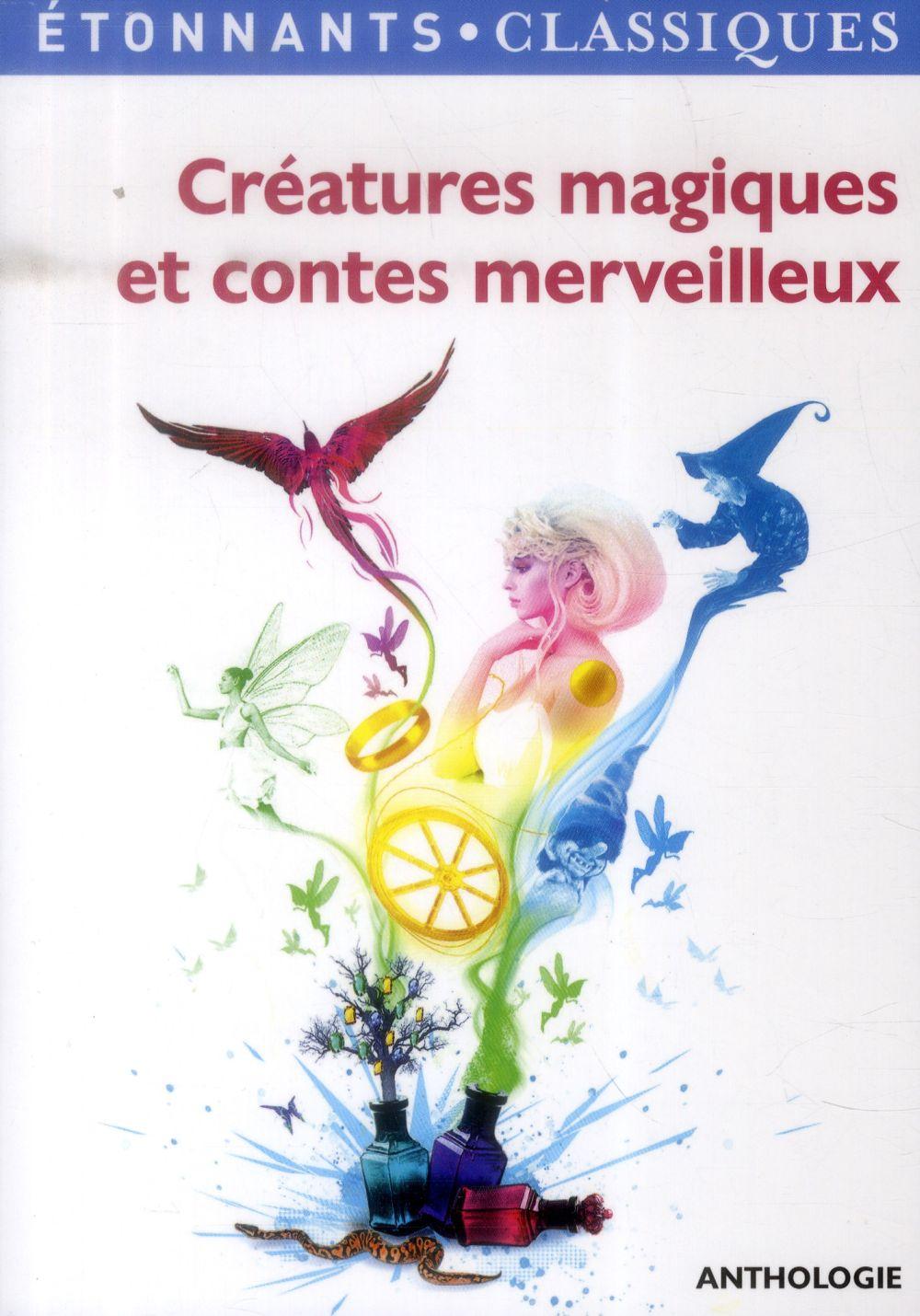 Creatures Magiques Et Contes Merveilleux
