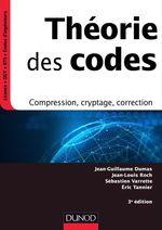 Vente Livre Numérique : Théorie des codes - 3e éd.  - Jean-Guillaume Dumas - Éric Tannier - Sébastien Varrette - Jean-Louis Roch