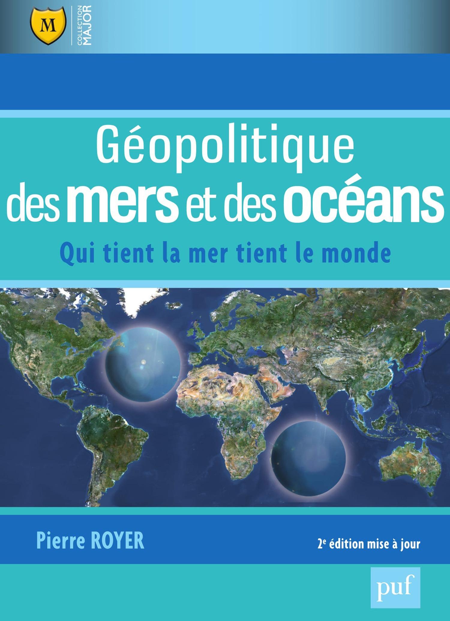 Géopolitique des mers et des océans