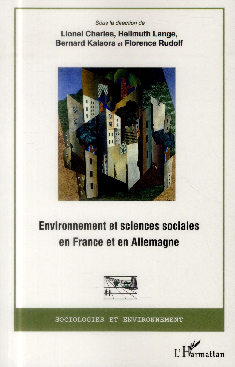 Environnement et sciences sociales en France et en Allemagne