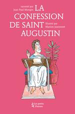 Vente Livre Numérique : La confession de Saint-Augustin  - Jean Paul Mongin