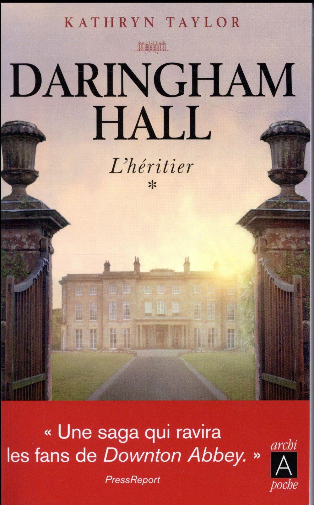 Daringham Hall T.1 ; l'héritier