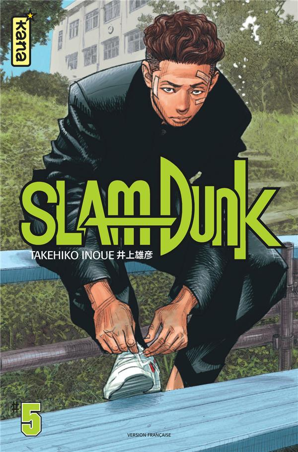 Slam dunk - star edition T.5
