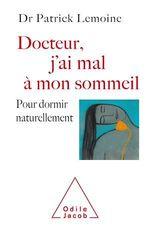 Vente EBooks : Docteur, j'ai mal à mon sommeil  - Patrick Lemoine