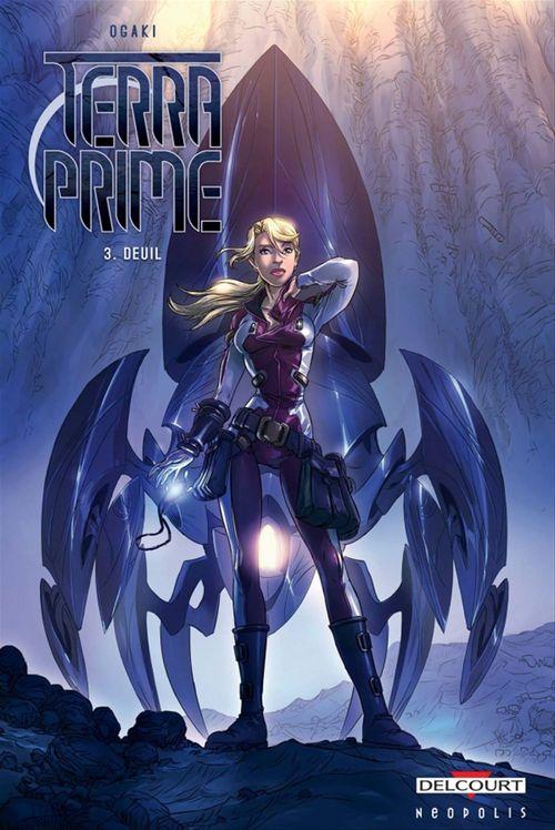 Terra Prime t.3 ; deuil