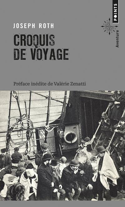 CROQUIS DE VOYAGE