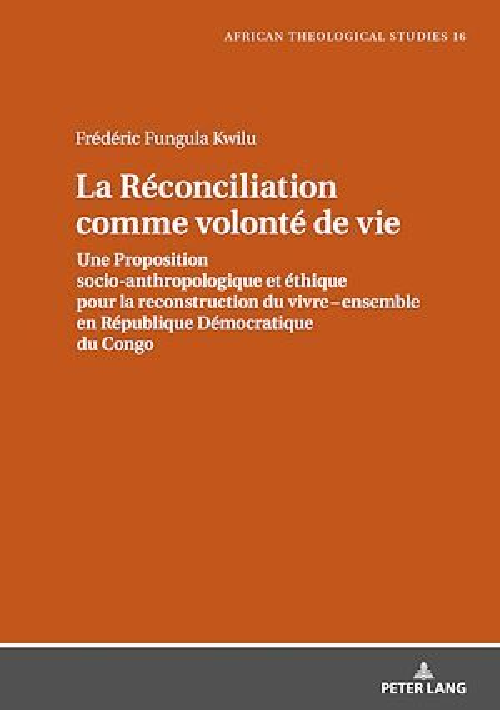 La reconciliation comme volonte de vie