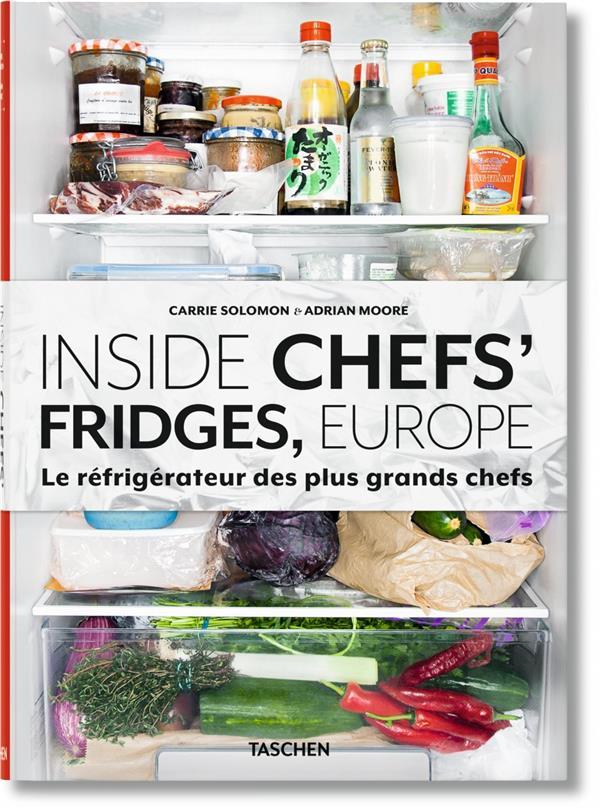 Dans le frigo des grands chefs ; Europe