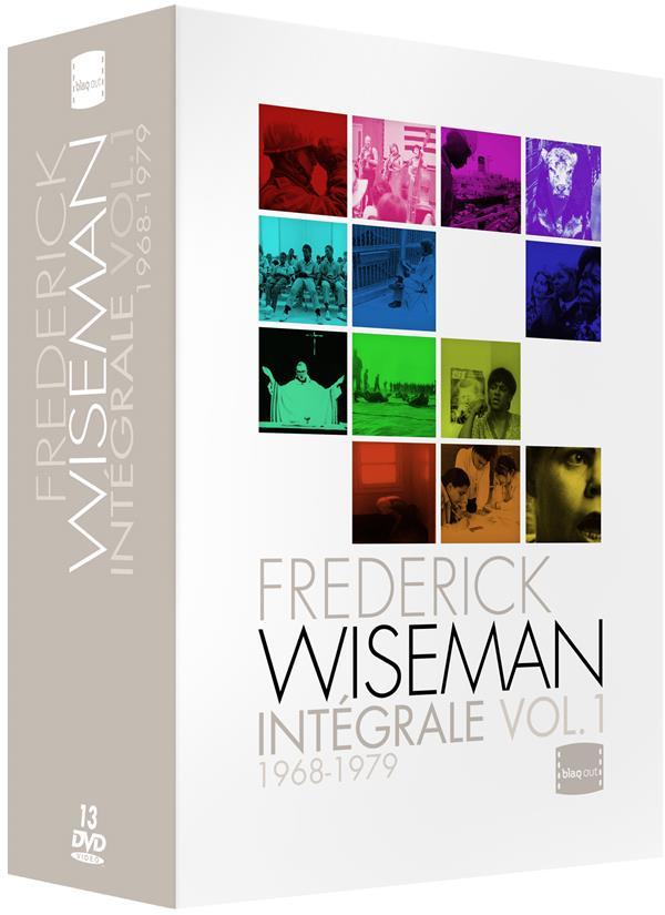 Frederick Wiseman - Intégrale Vol. 1 : 1968-1979