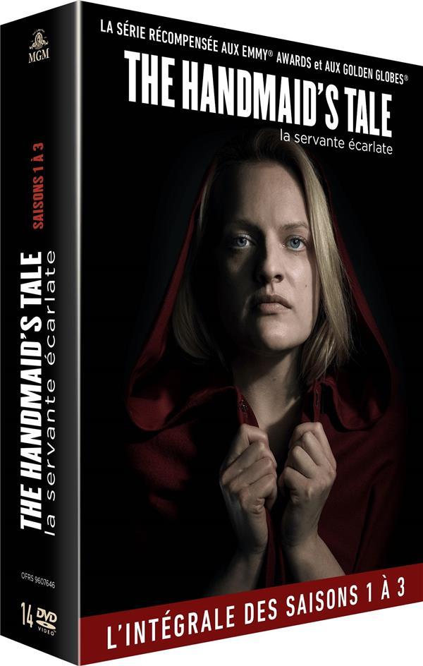 The Handmaid's Tale : La Servante écarlate - Intégrale des Saisons 1 à 3