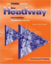new headway, third edition intermediate: workbook with key