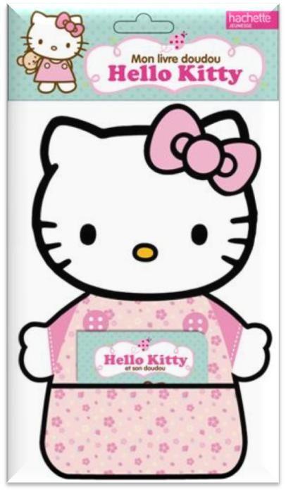 Hello Kitty ; Mon Livre Doudou