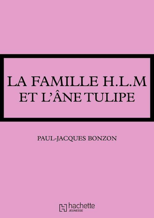 La famille HLM - La famille HLM et l'âne Tulipe