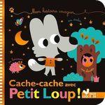 Vente EBooks : Mes histoires imagiers - cache-cache avec Petit Loup !  - Sophie de Mullenheim