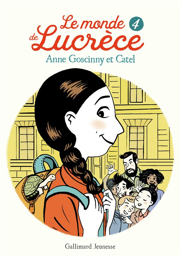 Le monde de Lucrèce T.4