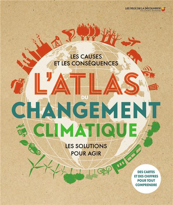 ATLAS DU CHANGEMENT CLIMATIQUE