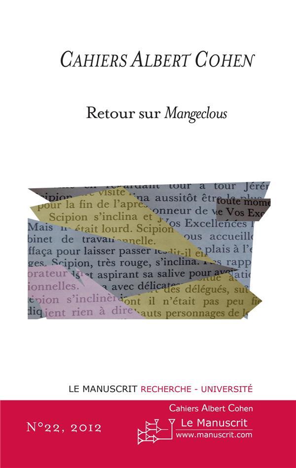 Retour sur Mangeclous