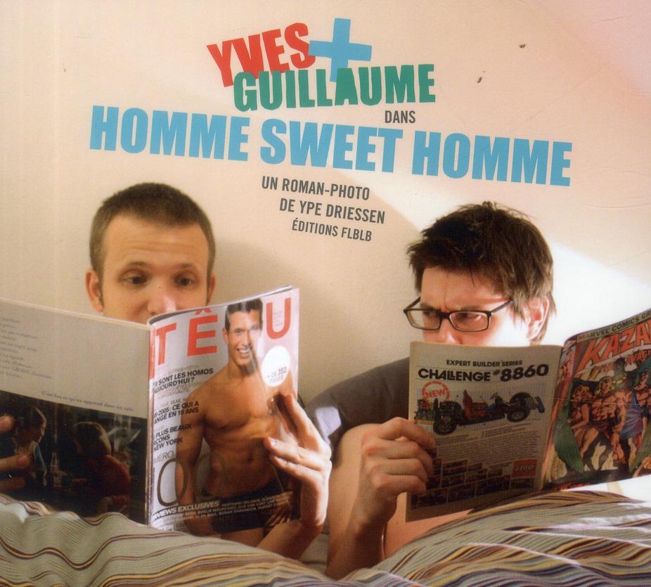 Yves et Guillaume ; qui fait l'homme ?