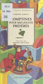 Vente Livre Numérique : Comptines pour mes jouets préférés  - Corinne Albaut
