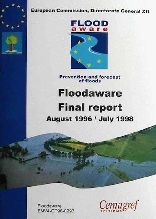 Floodaware Rapport final du programme européen Climat et environnement