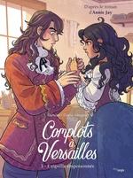 Vente Livre Numérique : Complots à Versailles T.3 ; l'aiguille empoisonnée  - Carbonne - Adragna Giulia - Carbone