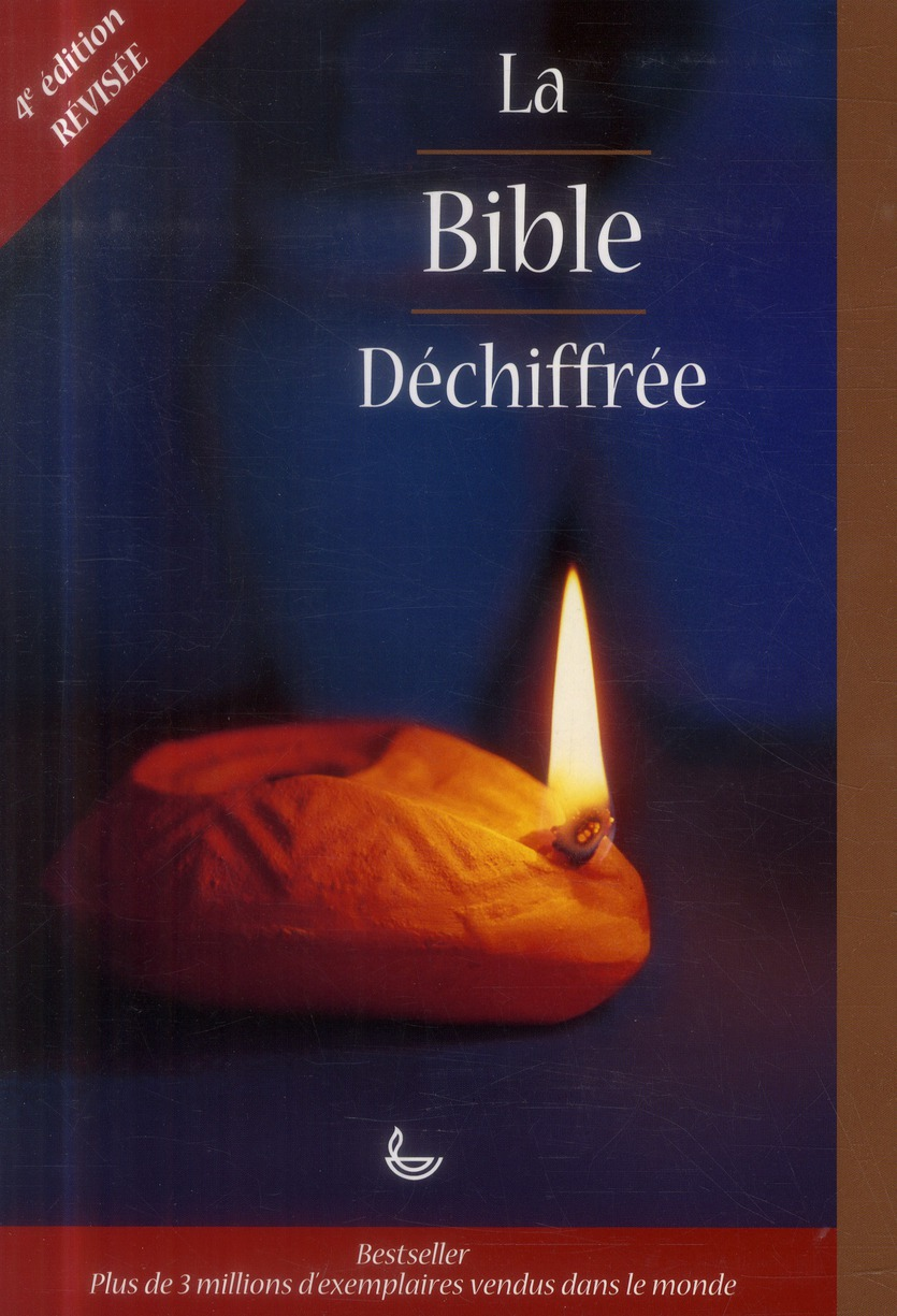 BIBLE DECHIFFREE (SOUPLE, 4  REVISION)