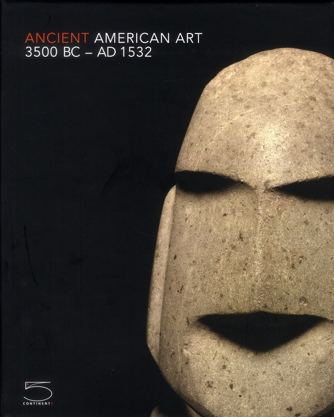 Ancient americain art 3500BC-AD1532