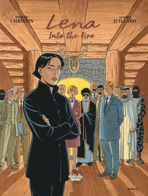 Lena - Volume 3 - Into the Fire