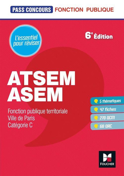 Pass'Concours ATSEM/ASEM - Entrainement et révision