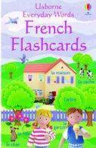 Everyday words french flashcar