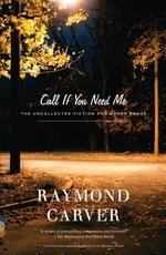 Vente Livre Numérique : Call If You Need Me  - Raymond Carver