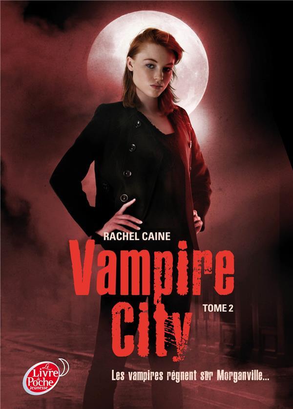 Vampire City T.2