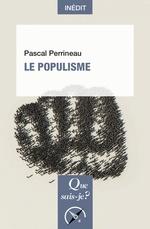 Vente Livre Numérique : Le Populisme  - Perrineau Pascal