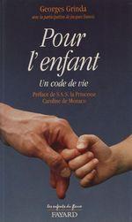 Pour l'enfant  - Jacques Danois - Georges Grinda