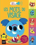 Vente Livre Numérique : Répète après moi - Les mots du visage 1/3 ans  - Madeleine Deny