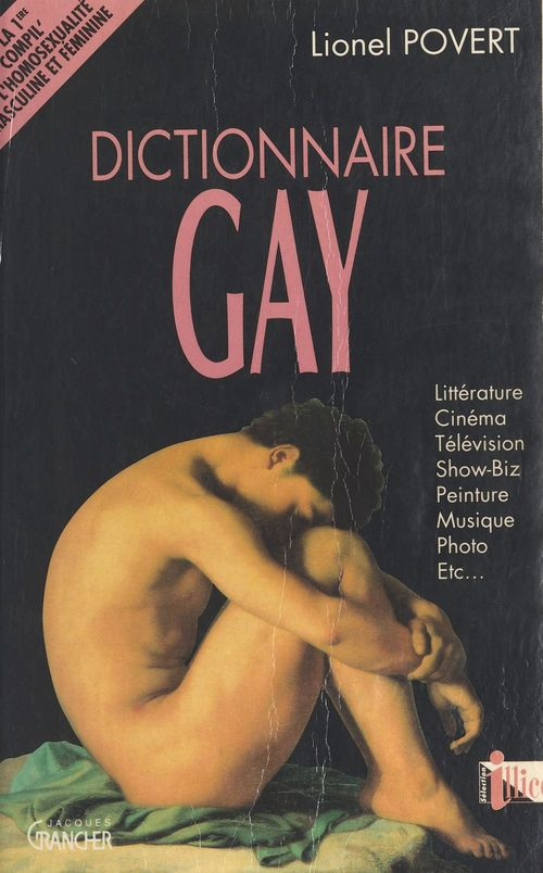 dictionnaire gay