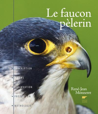 Le faucon pèlerin ; description, moeurs, observation, protection, mythologie