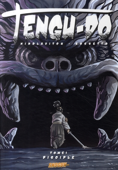 Tengu-do t.1 ; disciples
