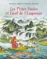 Vente EBooks : Les P'tites Poules - tome 17 : Les P'tites Poules et l'oeuf de l'Empereur  - Christian JOLIBOIS - Christian HEINRICH