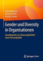 Gender und Diversity in Organisationen  - Gertraude Krell - Barbara Sieben - Renate Ortlieb